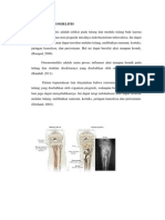 Definisi Osteomielitis