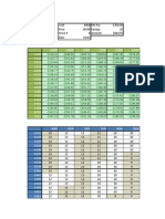 Interest Payment Chart Calculator