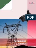 Catalogo TBC - Terminales y Morsetos