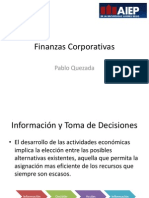 Finanzas Corporativas 1