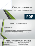 geotechnical engineering_Chapter 1 - Soil Strength and Stiffness