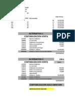 Instrumento Financiero EF