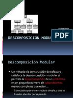 Descomposición Modular