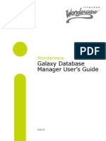 Galaxy Management