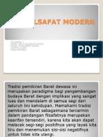 Filsafat Modern Ical