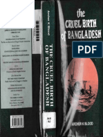 The Cruel Birth of Bangladesh