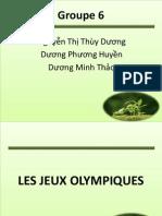 Les Jeux Olympiques