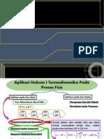 Kelompok 14-Aplikasi Hk 1 Termodinamika