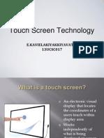 Touchscreens-Final.ppt