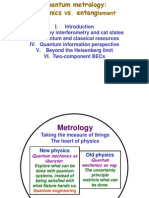 Qmetrology Seminar