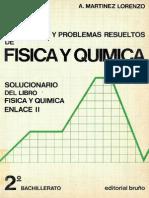 800 Cuestiones y Problemas Resueltos de Fisica y Quimica