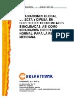 Radiacion.solar Solartronic