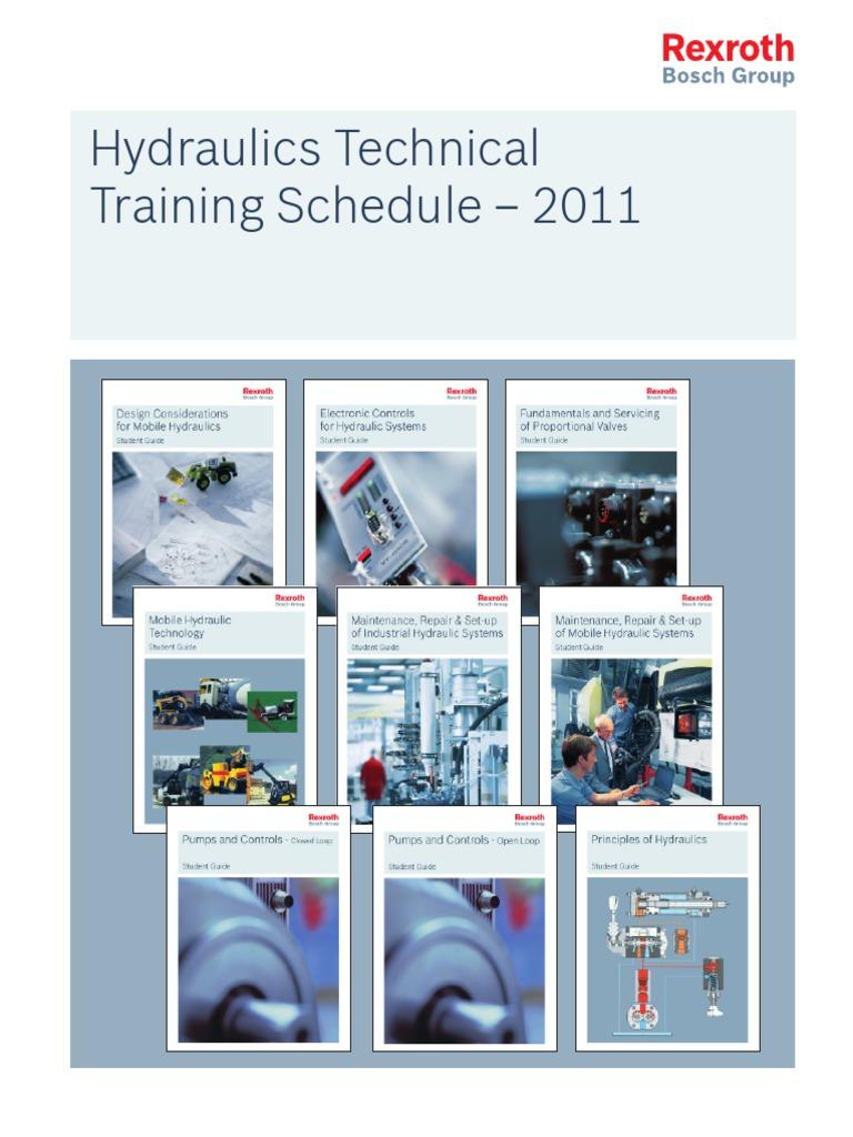 bosch rexroth training pdf   Pump   Valve