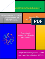 Diseño de Un Proyecto Educativo Con Evaluacion (1)