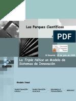 Fernando Albericio - Los Parques Científicos