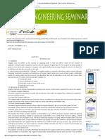 Civil Engineering Seminar Topics_ Drip Irrigation