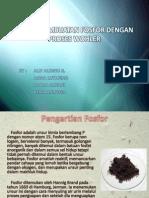 Proses Pembuatan Fosfor Dengan Proses Wohler