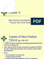 9. New Product Development and Product Life-Cycle Strategies