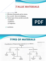 Non Metallic Materials Used for Machine Elements