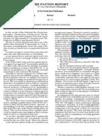 Patton Report 15