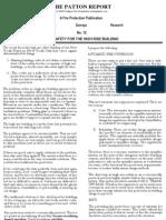 Patton Report 12