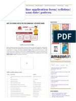 GATE 2015 Books for EEE PDF Free Download_ Reference Books _ GATE 2015 Online Application Form_ Syllabus_ Exam Date_ Pattern