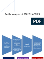 Pestle of south africa