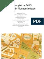 Planausschnitte Teil 5 Hofburg
