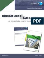 BREEAM 2011 & Soft Landings