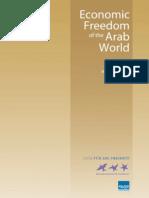 Economic Freedom of the Arab World 2014 Annual Report