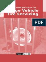 Large Vehicle Tire
