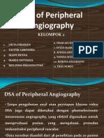 DSA of Peripheral Angiography