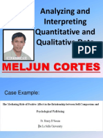 MELJUN CORTES Data Analysis Presentation