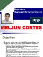 MELJUN CORTES Developing Information System