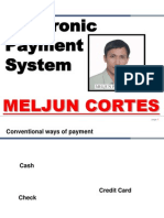 MELJUN CORTES Electronic Payment System