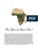 The Glory of Africa Part 7