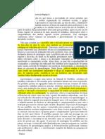 Portofólio Integra a proposta pedagógica