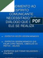 Atendeimento Ao Espirito Comunicante