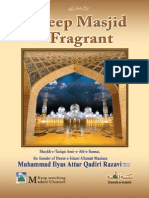 Keep Masjid Frangrant