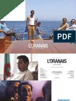 "Dossier de presse ""L'Oranais"""