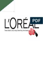 LOREAL Business Analysis
