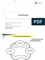 Administracion Plan