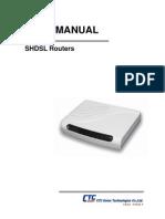 Shdtu03 Routers