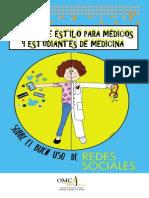Manual estilo médicos_uso redes sociales