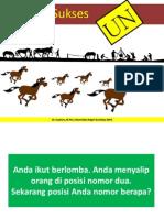 Cara Jitu Mengerjkan Soal UN Bahasa Indonesia (SMK)