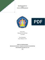 Prosedur Service & Tune Up Motor Bensin