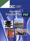2013 AEC Aluminum Extrusion Manual