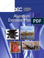 2013 AEC Aluminum Extrusion Manual