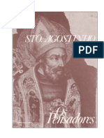 coleção os pensadores - santo agostinho.pdf