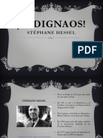 Exposición Indignaos Stéphane Hessel